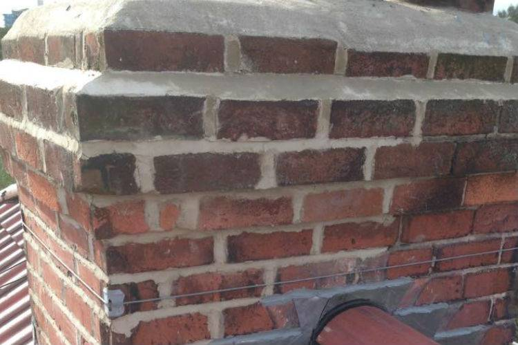 chimney repairs mansfield 1