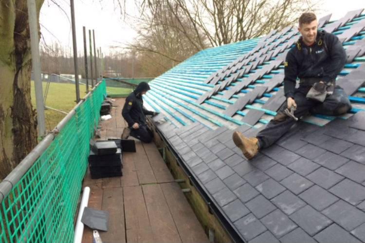 roofing services in mansfield