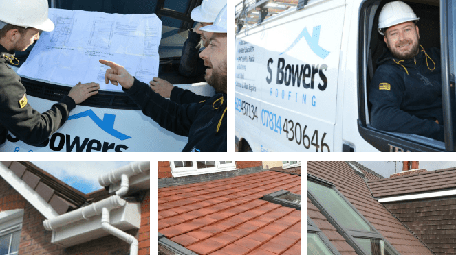 roofing banner